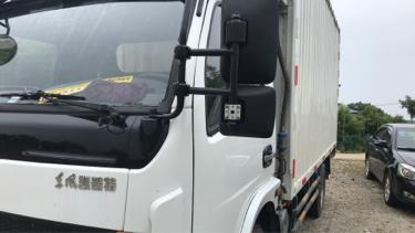 东风其他车系 载货车  150匹 2017年04月 4x2