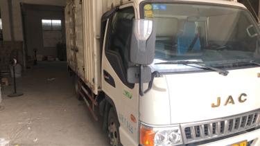 江淮其他車系 載貨車  160匹 2016年06月 4x2