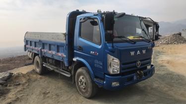 飛碟奧馳奧馳X系 自卸車  130匹 2019年04月 4x2
