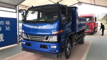 江淮駿鈴駿鈴G 自卸車  130匹 2019年12月 4x2