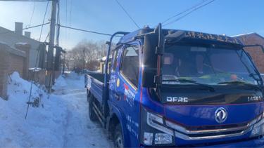 东风其他车系 载货车  130匹 2019年01月 4x2