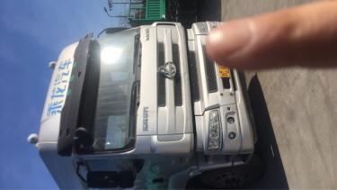 东风乘龙 牵引车  375匹 2017年02月 6x4