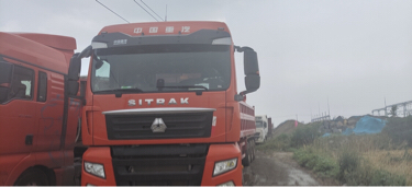 中国重汽其他车系 挂车  2021年05月