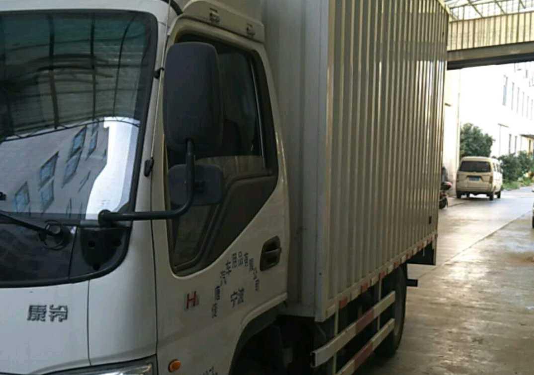 江淮其他车系 载货车  156匹 2017年10月 4x2