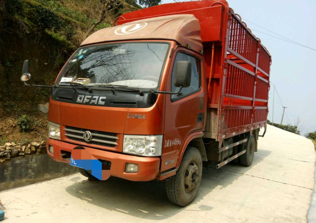 东风其他车系 载货车  129匹 2013年07月 4x2