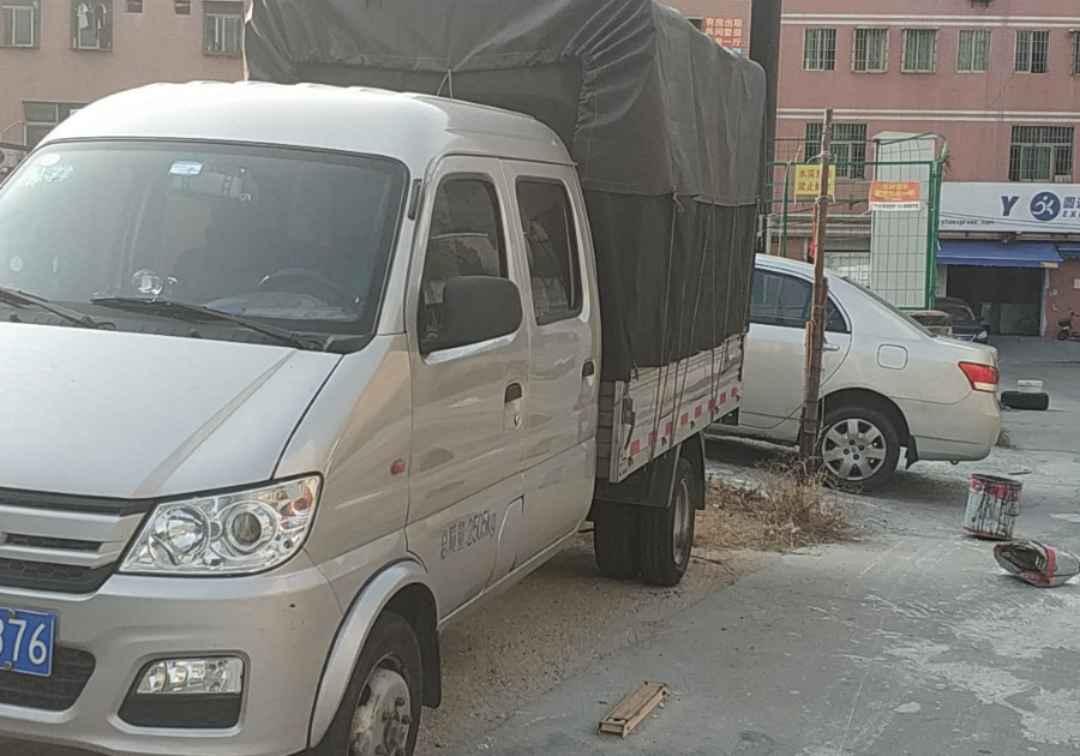 长安新豹 载货车  70匹 2017年11月 4x2