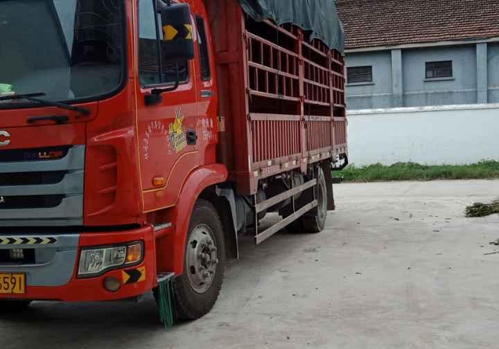 江淮格尔发 载货车  160匹 2014年09月 4x2