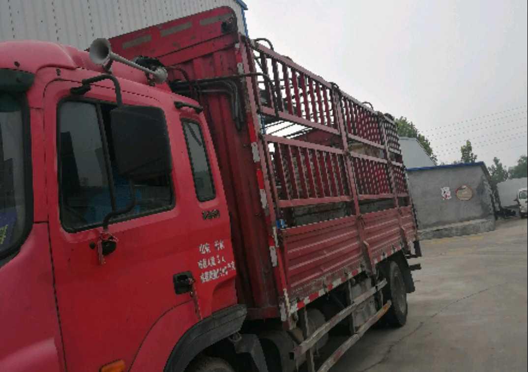 江淮格尔发 载货车  160匹 2011年09月 4x2