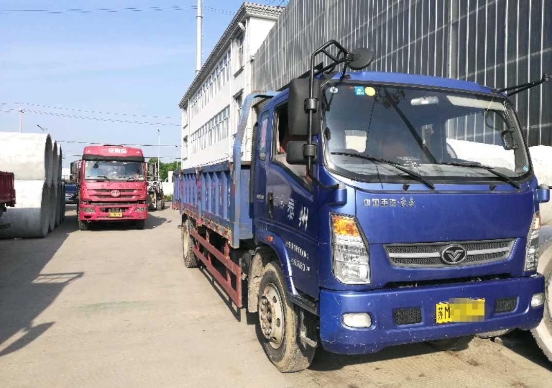 中国重汽豪曼 自卸车  160匹 2016年05月 4x2