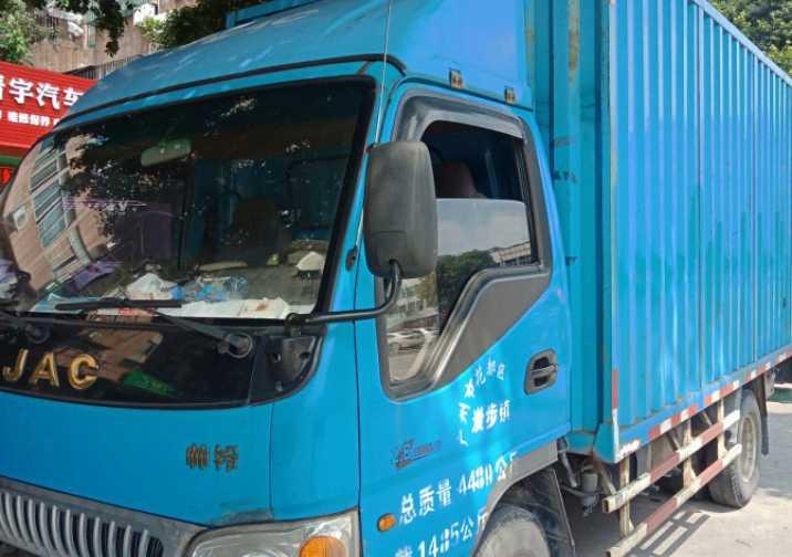 江淮其他车系 载货车  114匹 2012年09月 4x2