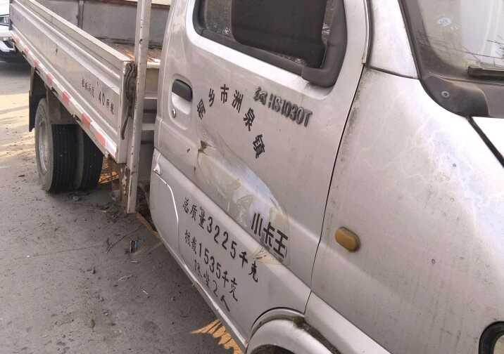 东风其他车系 载货车  80匹 2012年02月 4x2