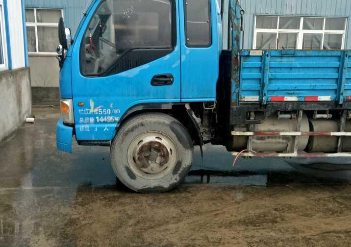 江淮其他车系 载货车  137匹 2012年03月 4x2