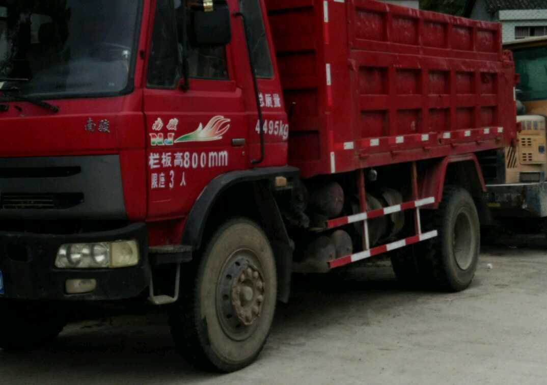 南骏瑞康 自卸车  130匹 2013年04月 4x2