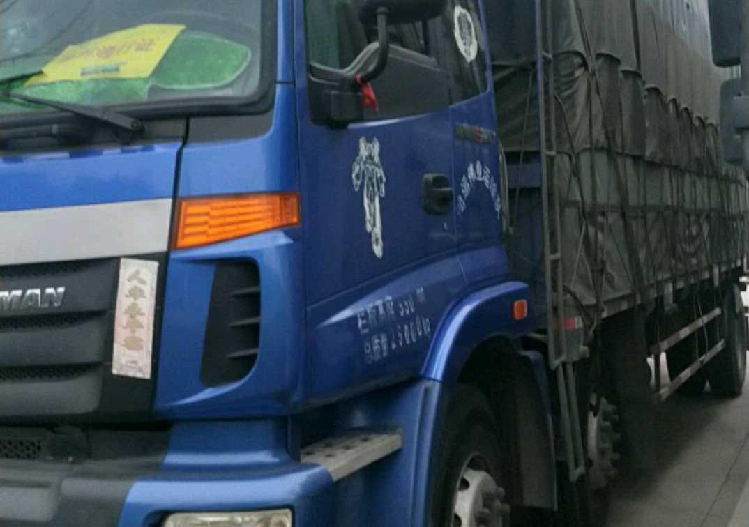 福田欧曼ETX 载货车  220匹 2012年01月 6x2