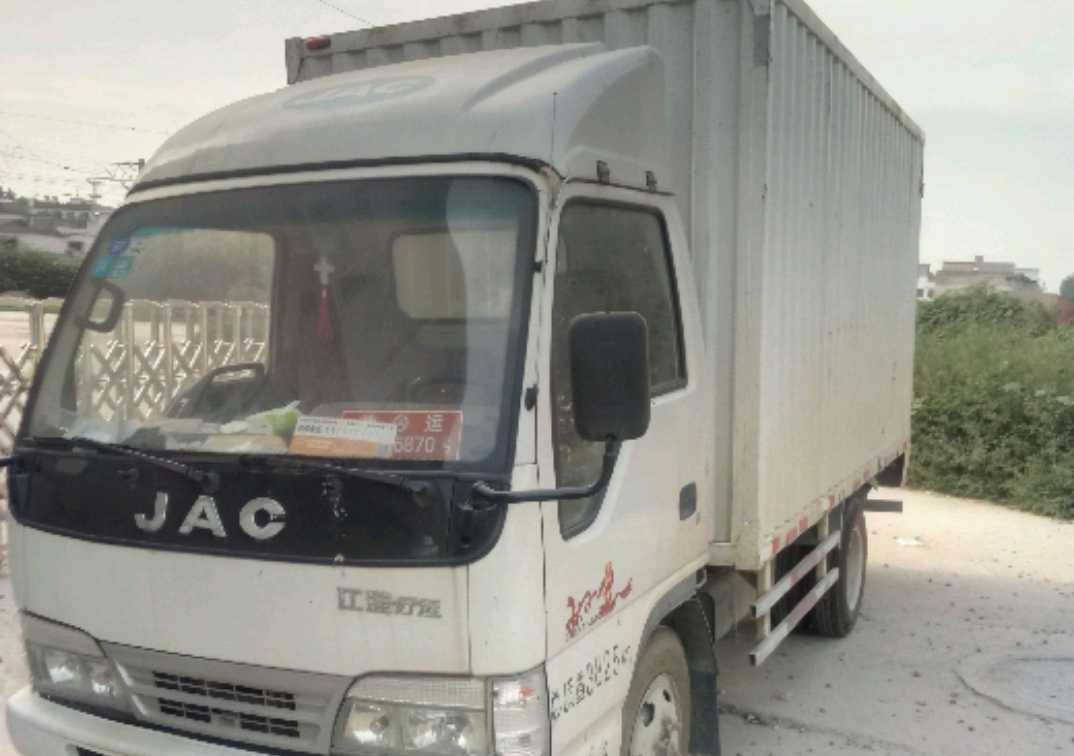 江淮其他车系 载货车  120匹 2014年09月 4x2
