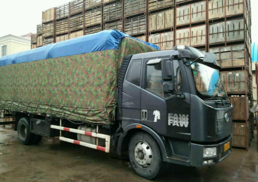 一汽解放J6P重卡 载货车  160匹 2013年06月 4x2