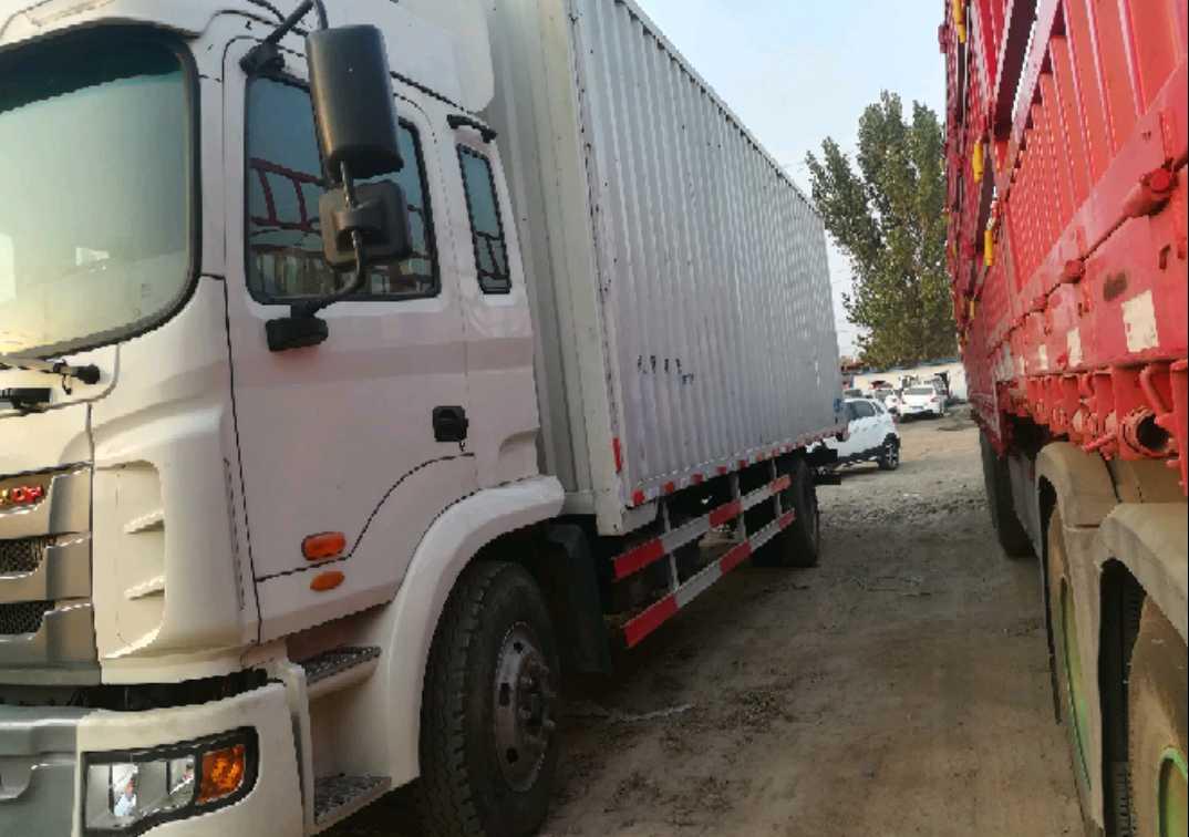 江淮格尔发 载货车  180匹 2016年05月 4x2