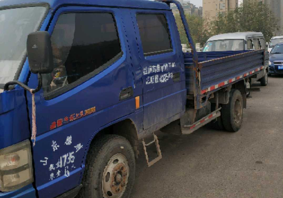 #其他品牌 载货车  85匹 2013年12月 4x2