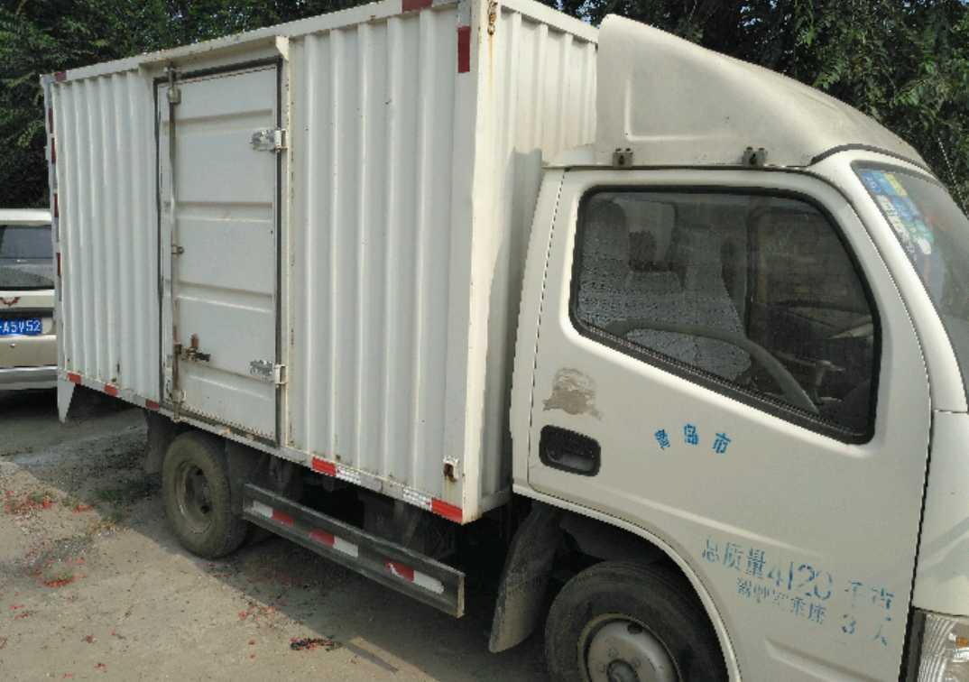 东风其他车系 载货车  120匹 2013年06月 4x2