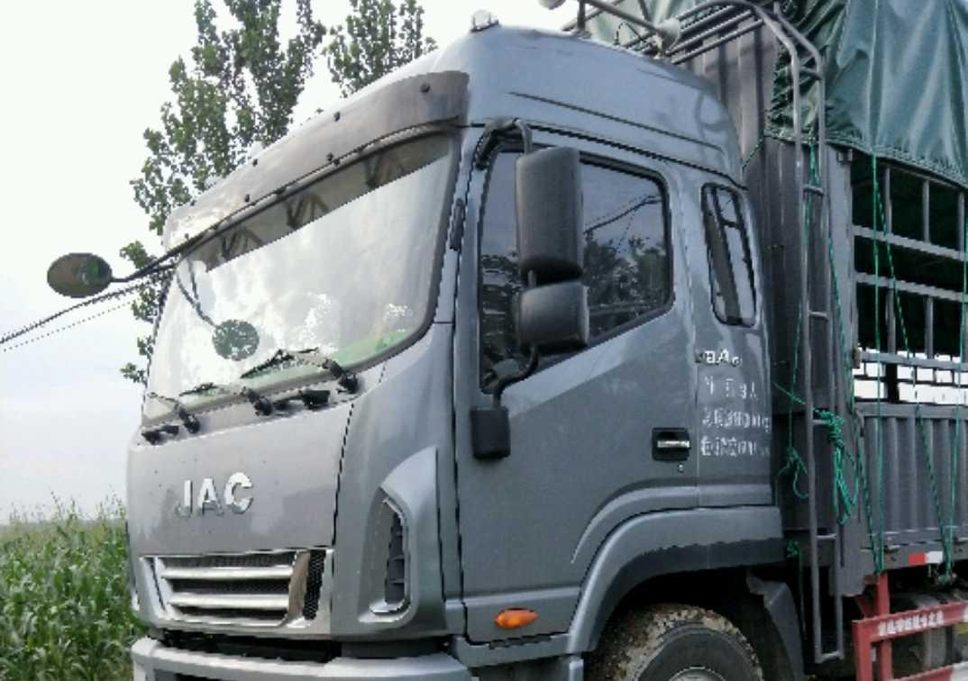 江淮格尔发A6L中卡 载货车  180匹 2018年03月 4x2
