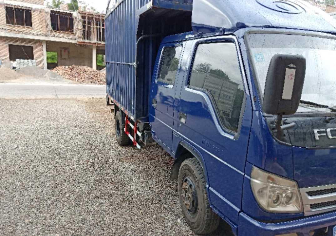 时代领航 载货车  112匹 2013年05月 4x2