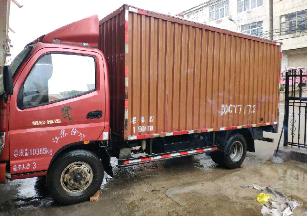 福田欧曼其他车系 载货车  98匹 2012年10月 4x2