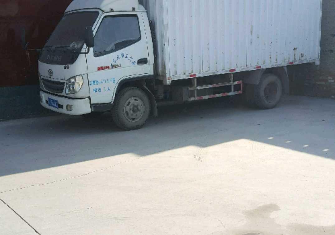 #其他品牌 载货车  100匹 2013年12月 4x2