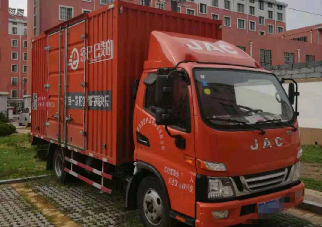 江淮其他车系 载货车  165匹 2018年05月 4x2
