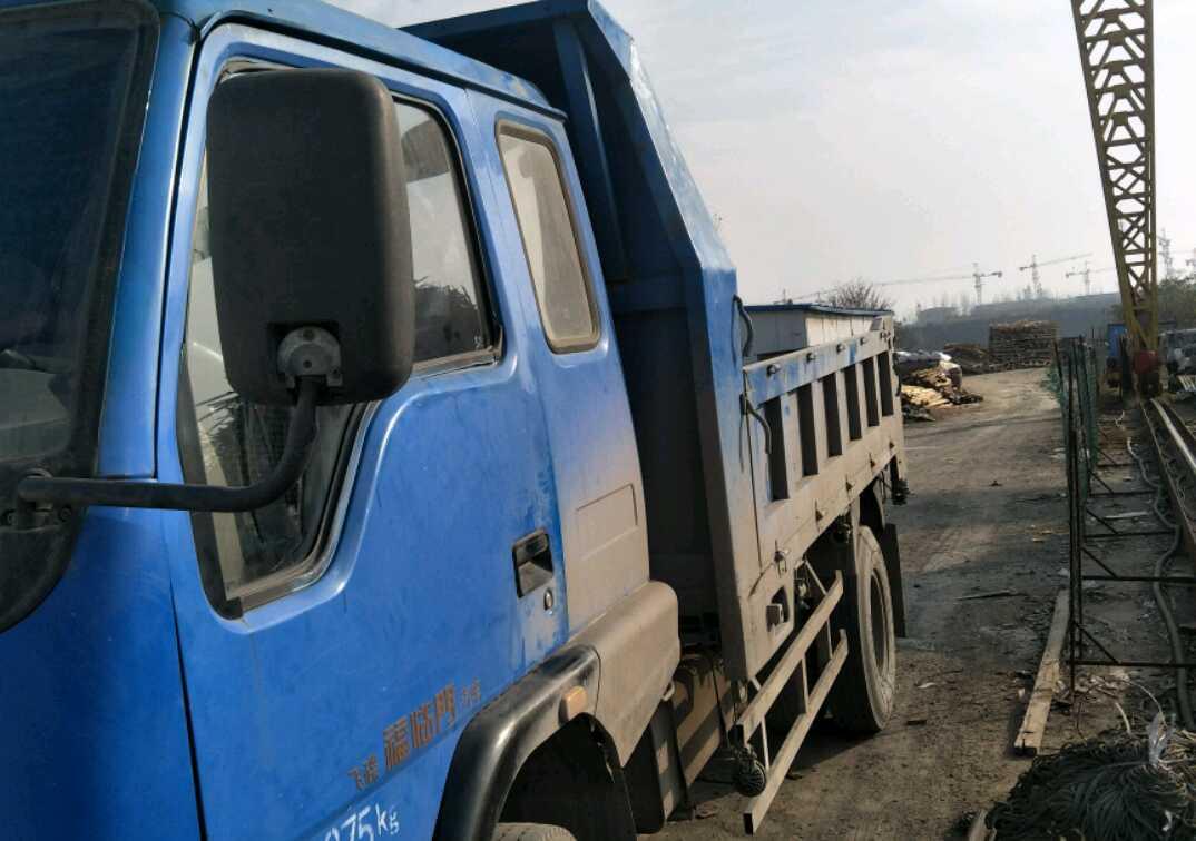 飞碟奥驰奥驰X系 自卸车  92匹 2011年11月 4x2