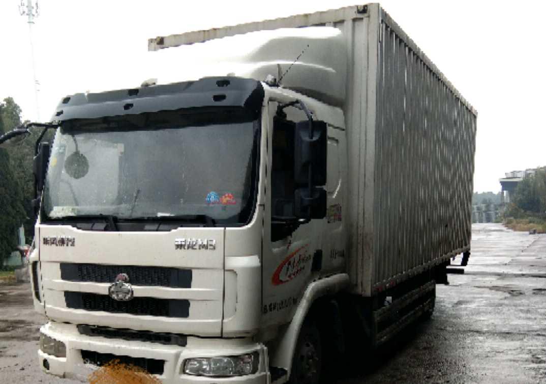 东风乘龙 载货车  160匹 2015年12月 4x2