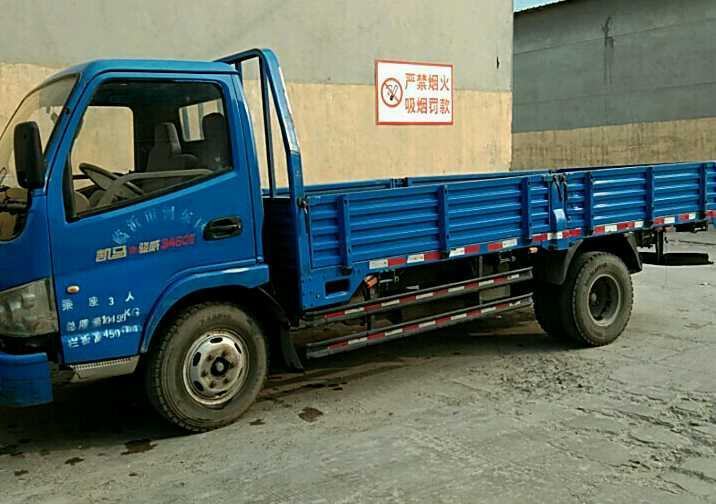 #其他品牌 载货车  100匹 2013年04月 4x2