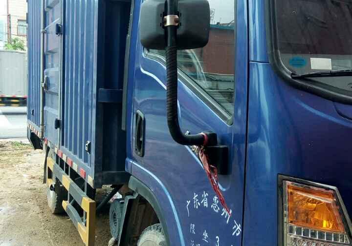 大运奥普力 载货车  102匹 2017年02月 4x2