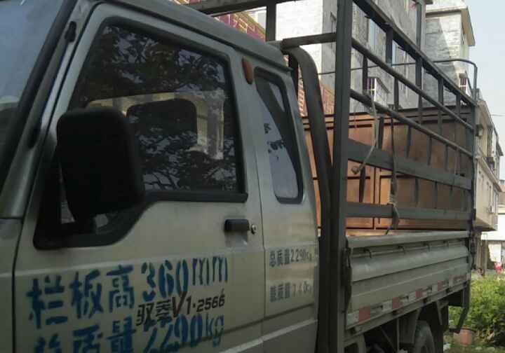 北汽福田其他车系 载货车  80匹 2012年04月 4x2