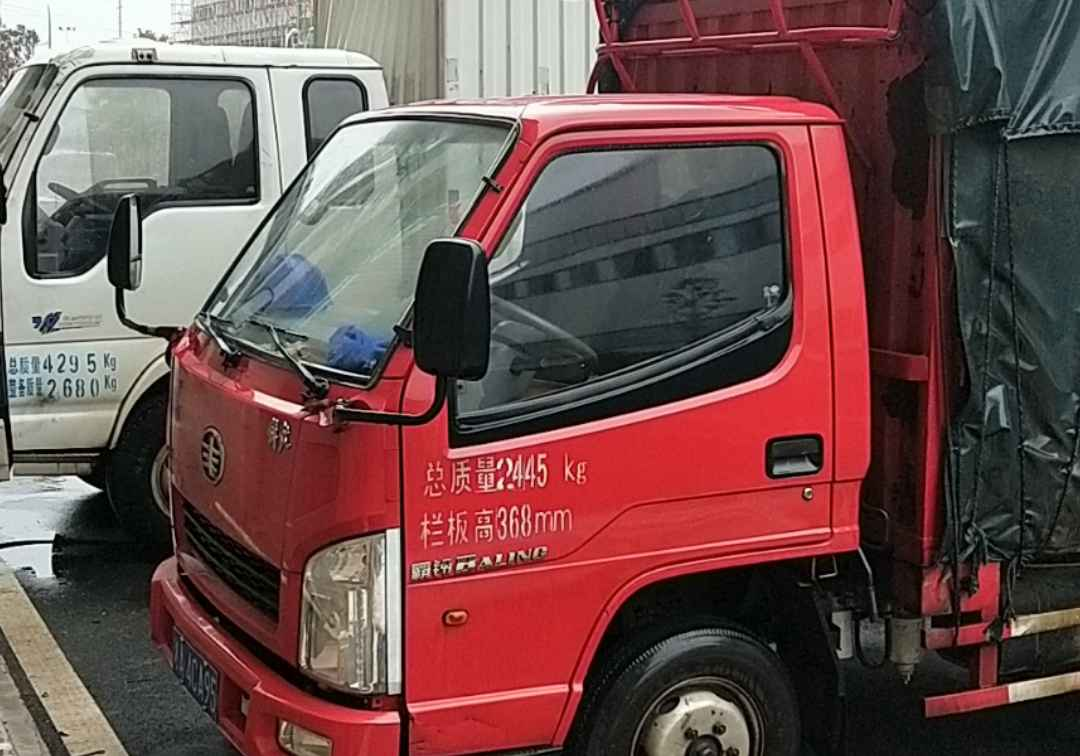 一汽解放其他车系 载货车  80匹 2017年03月 4x2