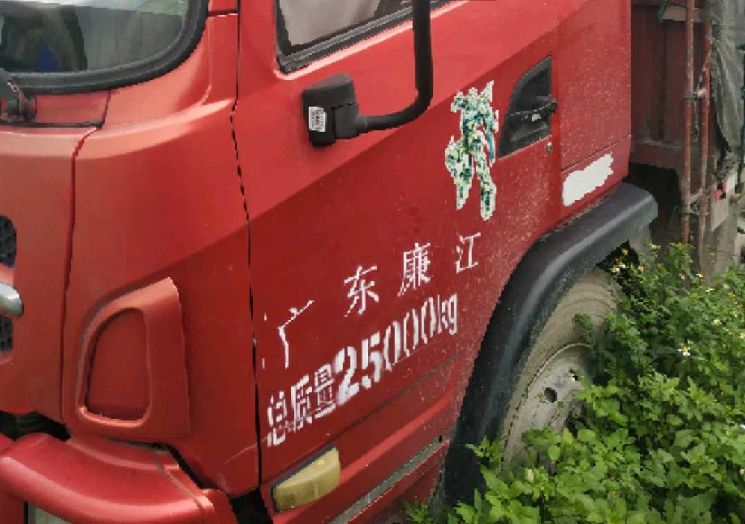 陕汽轩德 载货车  220匹 2019年05月 6x2