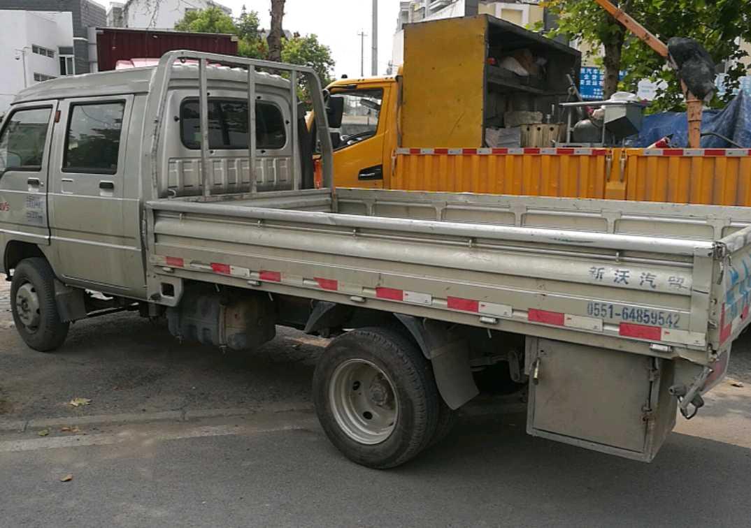 福田歐曼其他車系 載貨車  80匹 2015年08月 4x2