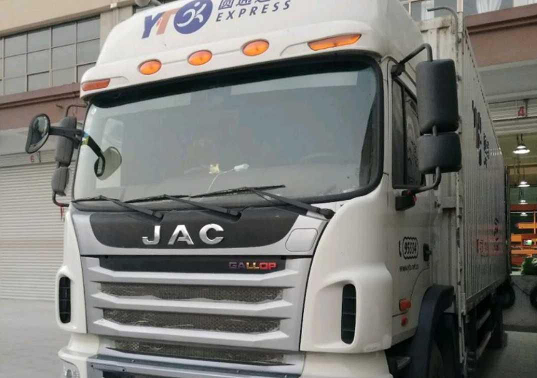 江淮格爾發 載貨車  245匹 2018年01月 6x2