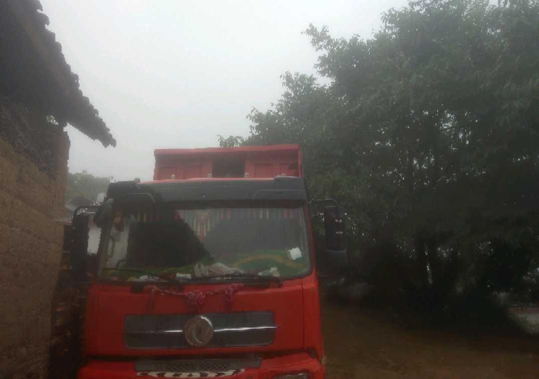 東風其他車系 自卸車  160匹 2018年02月 4x2