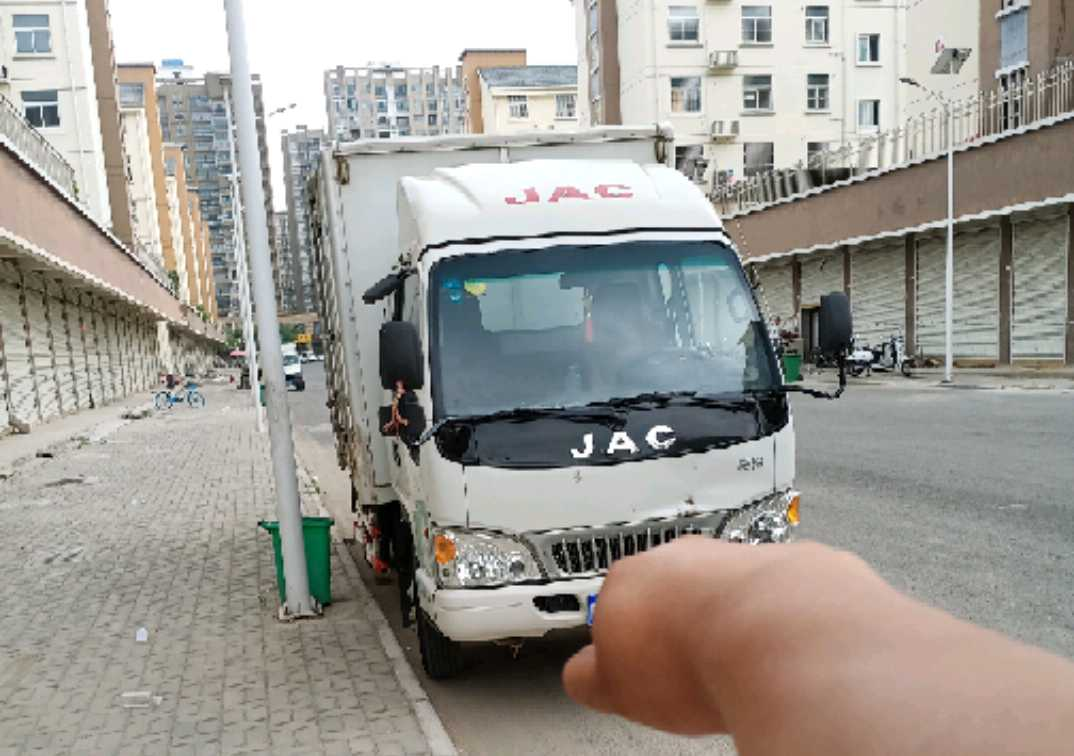 江淮其他車系 載貨車  100匹 2016年10月 4x2