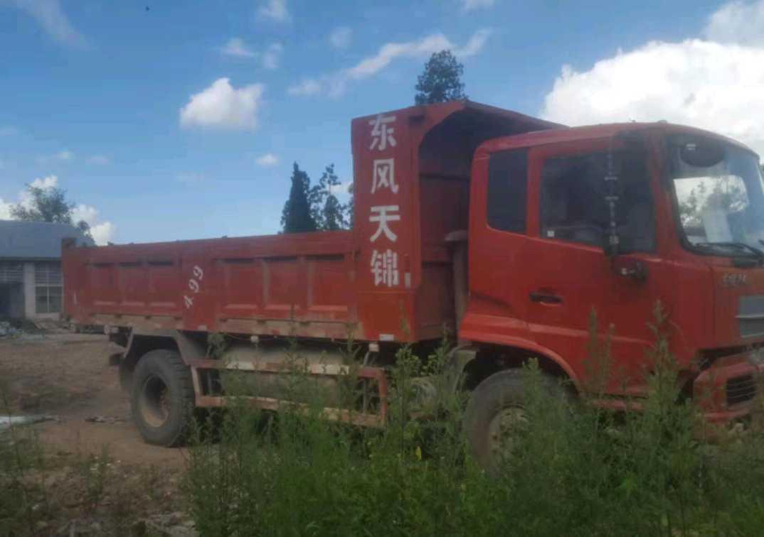東風天錦 自卸車  240匹 2010年07月 4x2