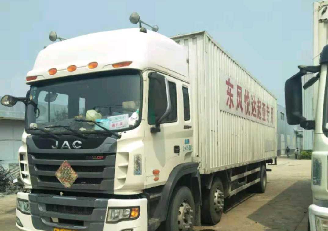 江淮其他车系 载货车  220匹 2013年11月 6x2