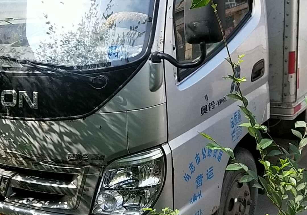 北汽福田其他車系 載貨車  98匹 2010年08月 4x2