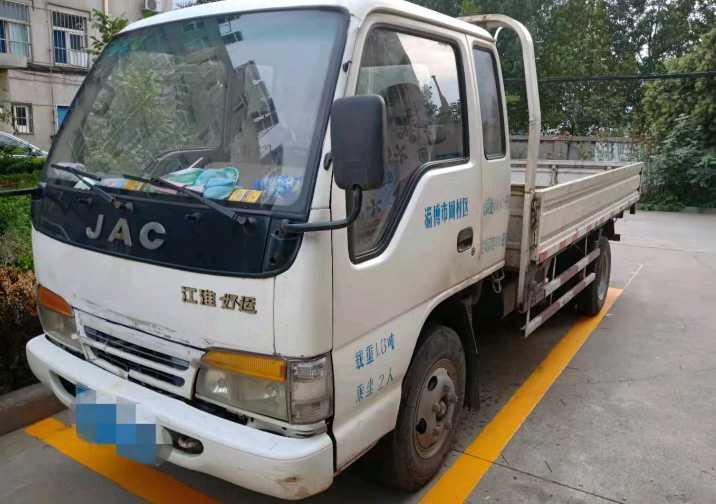 江淮其他車系 載貨車  200匹 2009年08月 4x2
