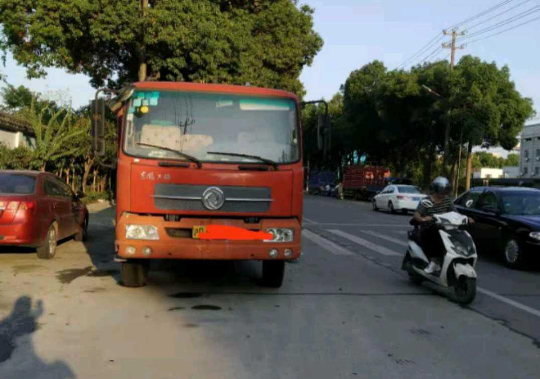 東風天錦 載貨車  160匹 2013年11月 4x2