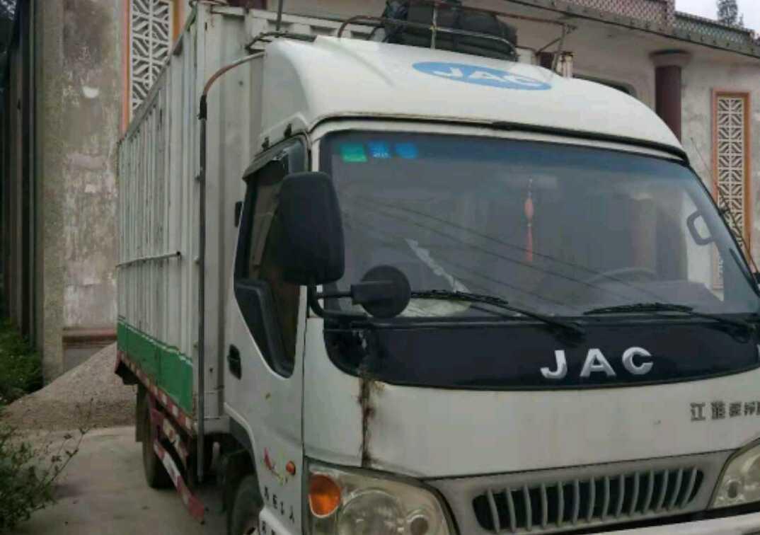 江淮其他车系 载货车  95匹 2012年03月 4x2
