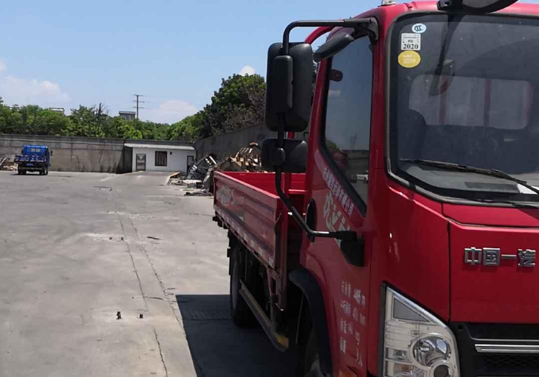 一汽解放其他車系 載貨車  130匹 2019年01月 4x2