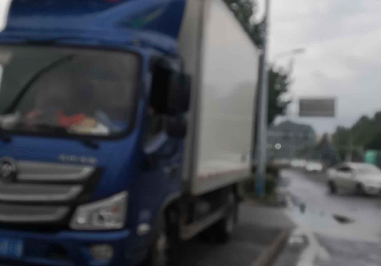 福田欧曼其他车系 冷藏车  143匹 2018年03月 4x2