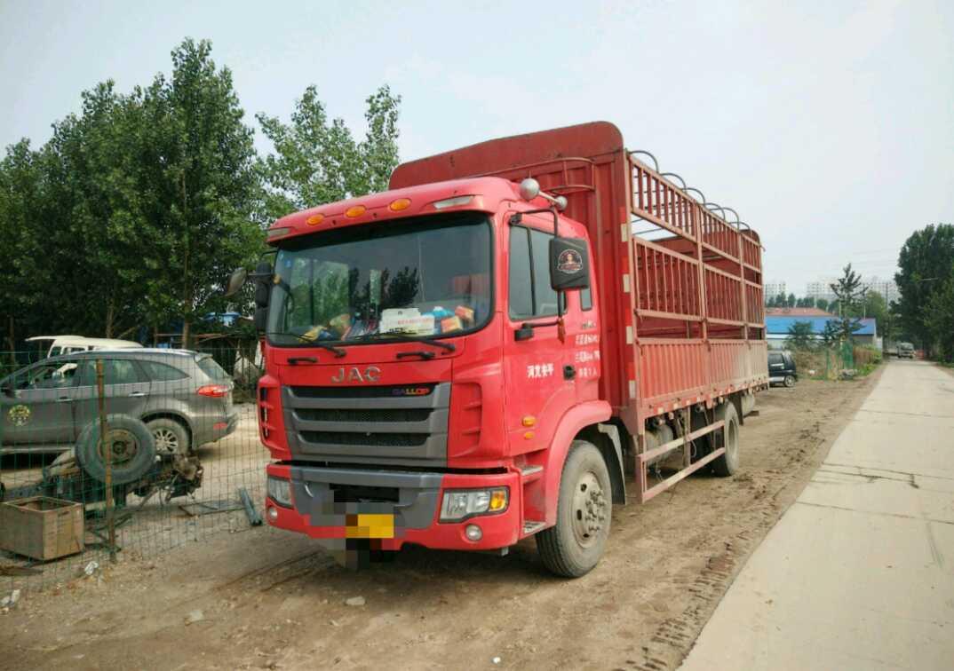 江淮格爾發 載貨車  160匹 2015年06月 4x2