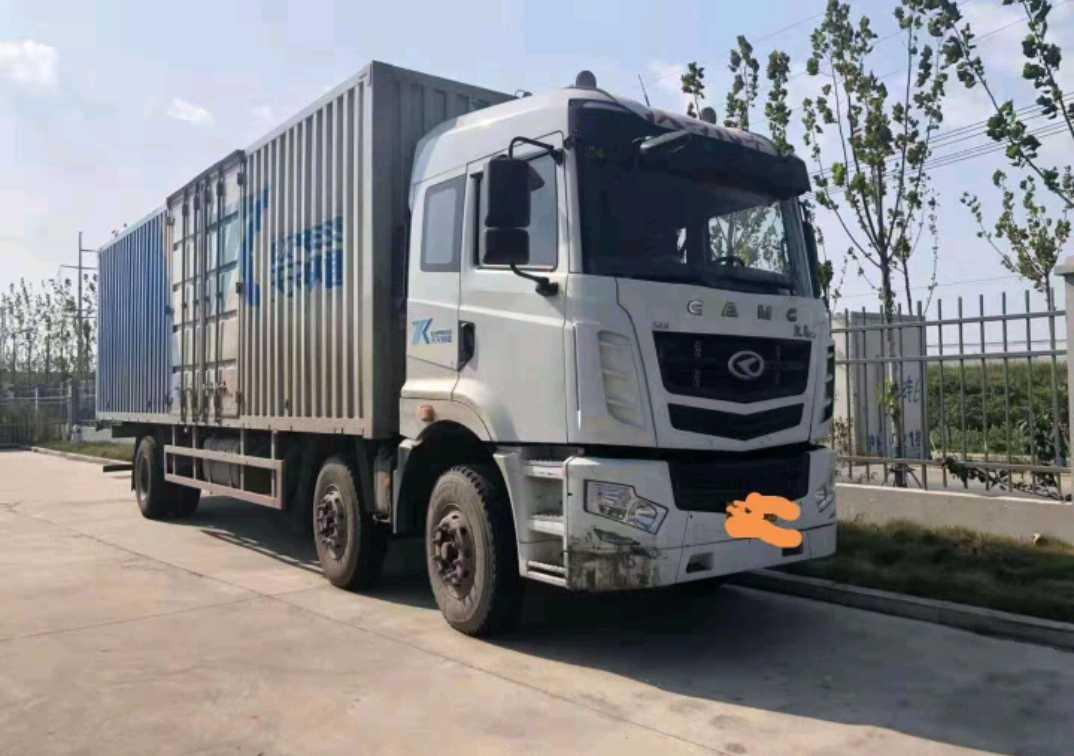 華菱漢馬 載貨車  245匹 2017年01月 6x2