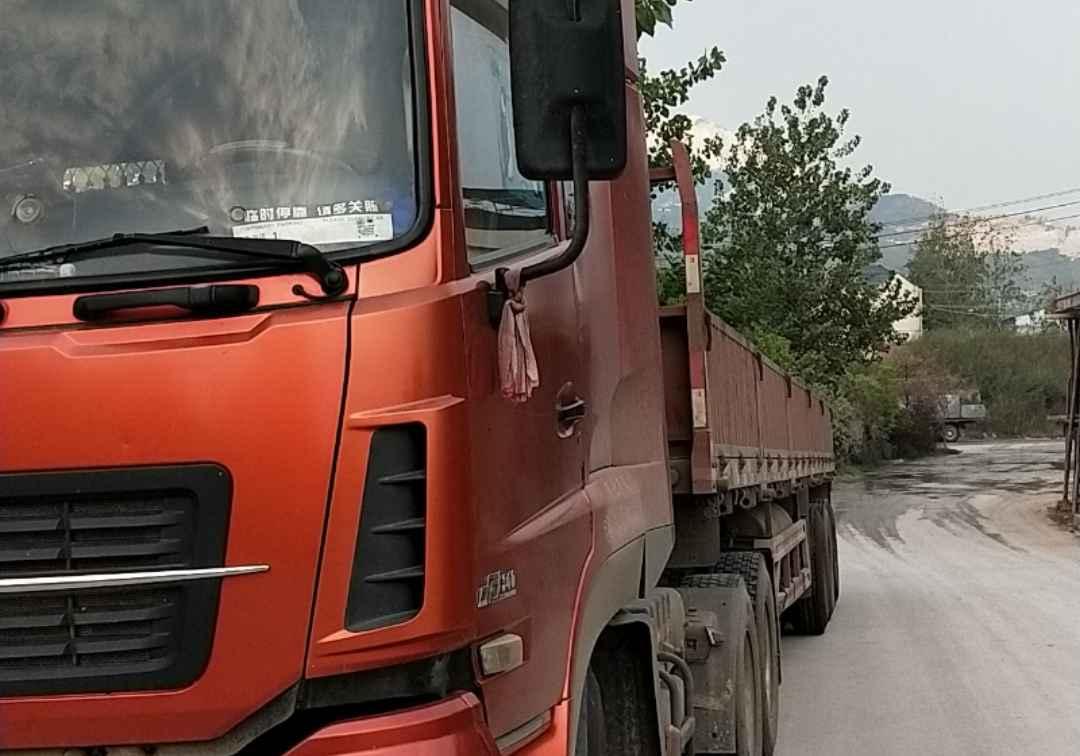 東風天龍 牽引車  340匹 2013年04月 6x4